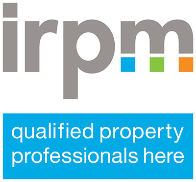 IRPM - Qualified Property Professionals Here logo